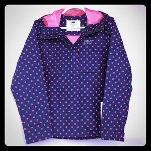 Helly Hansen windbreaker jacket size large NEW